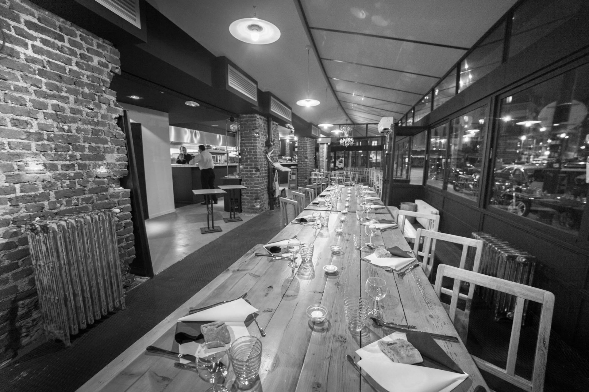 Restaurant & brasserie